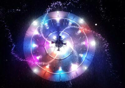 Aquatic Catherine Wheel