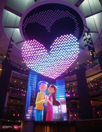 Immersive show at Resorts World Genting