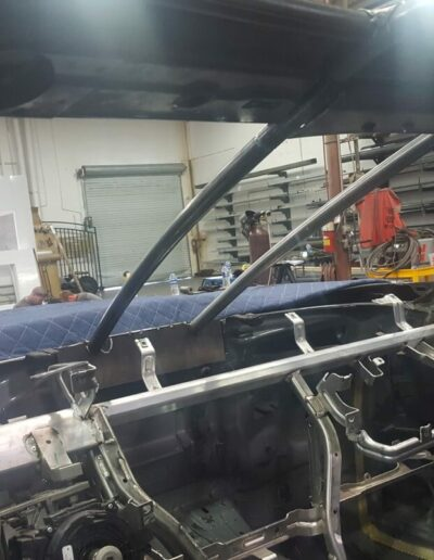 RUN Car - Reframing the interior