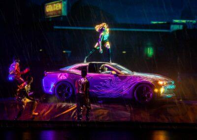 The R.U.N. Stunt Car